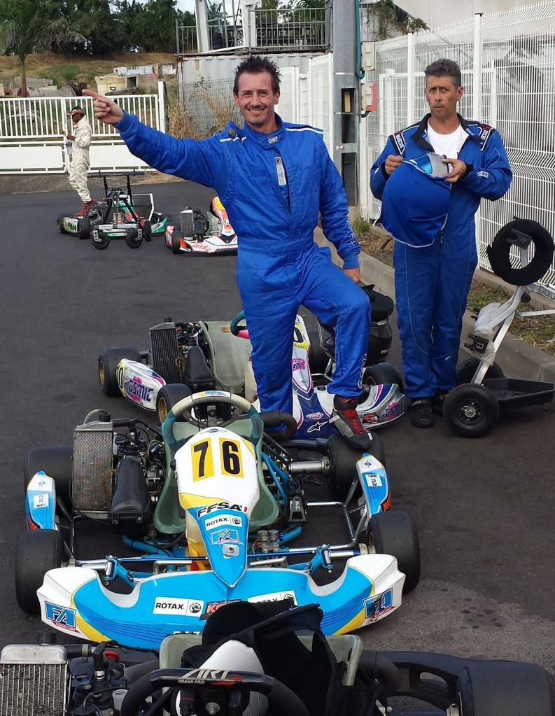 Mickael FERNANDEZ et Pascal DARDANT