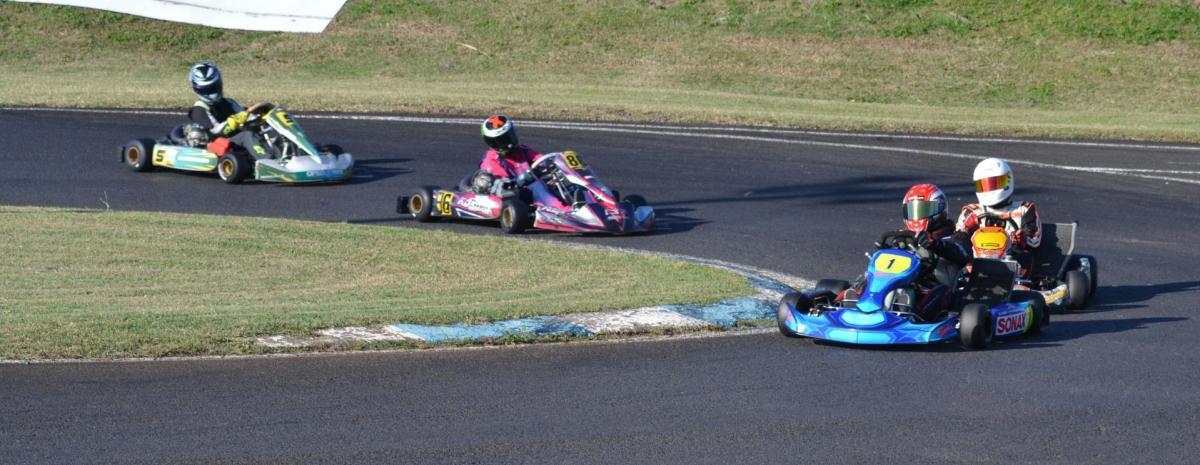 Karting 7 juillet